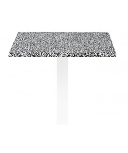 Tablero de mesa Werzalit, PIAZZA 102, 80 x 80 cms*