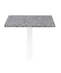 Tablero de mesa Werzalit Alemania, PIAZZA 102, 60 x 60 cms*