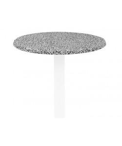 Tablero de mesa Werzalit, PIAZZA 102, 70 cms de diámetro*.