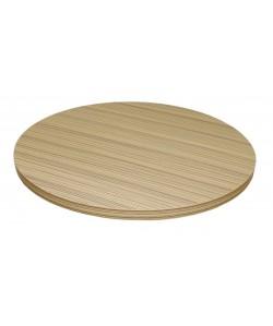 Tablero de mesa ANGELO, decor 8024, 60 cms de diámetro*