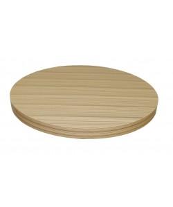 Tablero de mesa ANISA, decor 8024, 60 cms de diámetro