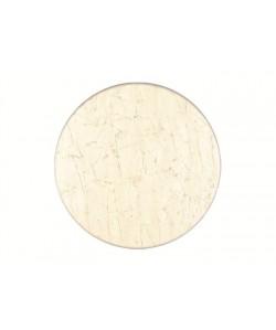 Tablero de mesa Werzalit-070 Mármol Blanco