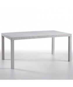Mesa VIKA polipropileno blanco, 150 x 90 cms