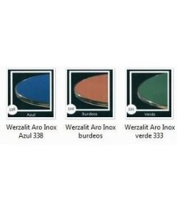 Tablero de mesa Werzalit serie Aro de 70 cms. de diámetro