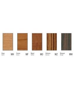 Carta de colores de madera para sillas de marca PR -3-