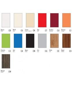 Carta de Colores de acabado Compacto para marca PR - 3 -