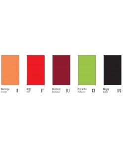 Carta de Colores de Poliuretano para marca PR - 3 -