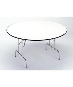 Mesa plegable mod.132, tablero y estructura a elegir.