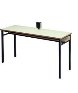 Mesa de laboratorio 297, 180X60 cms. altura 90 cms.