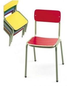 Silla infantil 210, altura asiento 26, 32 o 36 cms.