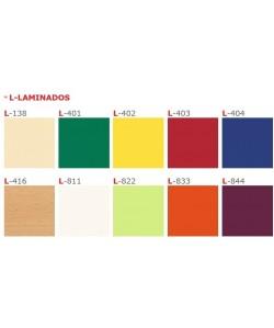 Colores laminado PR 6