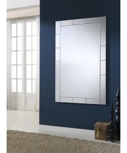 Espejo HOBART de pared, cristal, 150x95 cms