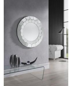 Espejo TIMOR de pared, cristal 100 cms