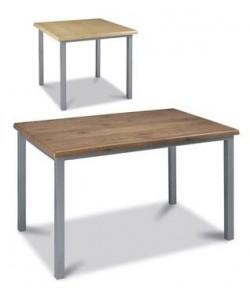 Mesa de hostelería Rf. 3154125, aluminio, tapa a elegir.