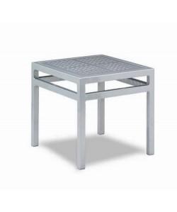 Mesa  Rf. 3153085, ideal para tumbona, aluminio troquelado