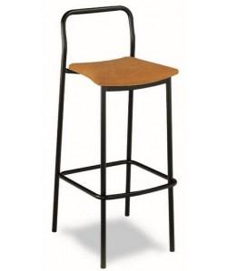 Taburete Rf. 3155305,  asiento tapizado polipiel