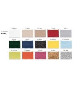 Colores de tapizado BERING