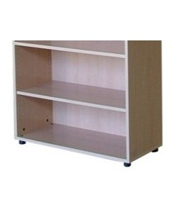 Armario bajo de estante, 90x43x76 cms. Color a elegir.