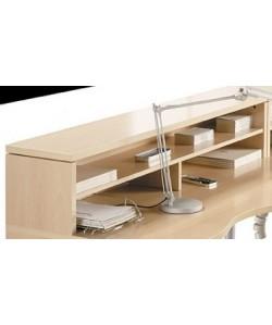 Suplemento mostrador para mesas de 180 cms. Color a elegir.