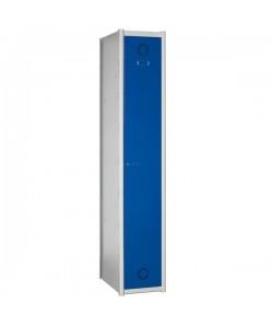 Taquilla de 1 puerta, mod. AV-25/1, metálica con cerradura