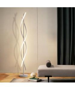 Lámpara BAXTER, de pié, blanca, led 60 w