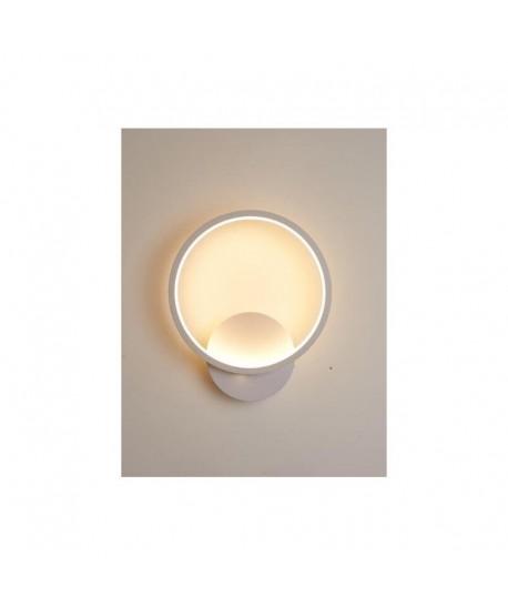 Lámpara RIGEL, aplique, blanco, led 24 w.