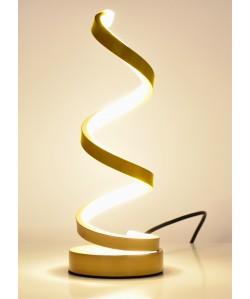 Lámpara DYSON, sobremesa, dorada, led 24 w
