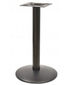 Base de mesa BOHEME, negra, 43*72 cms