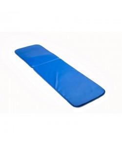 Colchón para tumbona EKKO, tapizado azul