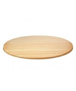 Tablero de mesa Werzalit, HAYA 19, 70 cms de diámetro*.