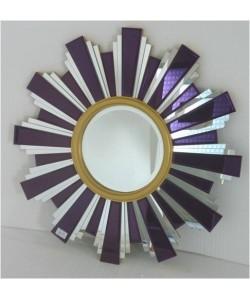 Espejo ALPEN, de pared, 80 x 80 cms
