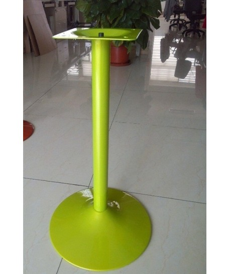 Base de mesa CRISS NEW, alta, verde lima, 45*110 cms.