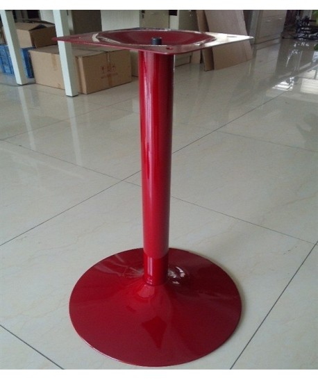 Base de mesa CRISS NEW, roja, 45*73 cms