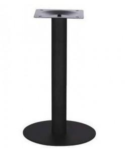 Base de mesa LOIRA, negra, 38*72 cms