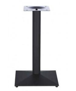 Base de mesa DANUBIO, negra, 40*40*72 cms
