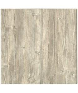 Tablero de mesa Werzalit-Sm, PONDEROSA BLANCO 178, 80 x 80 cms*
